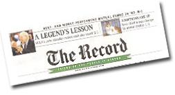 Record-newspaper