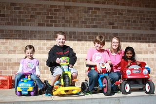 PV toy drive photo 4.14.11